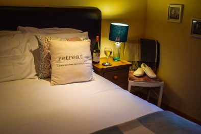Our bedrooms at Gables Cottage are perfect for romantic breaks